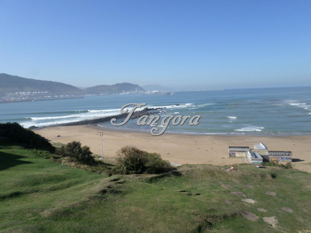 Se alquila piso de lujo amueblado en la playa de Arrigunaga.