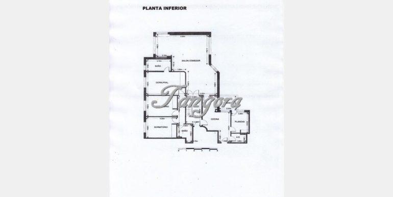PLANO PLANTA INFERIOR (Copy)