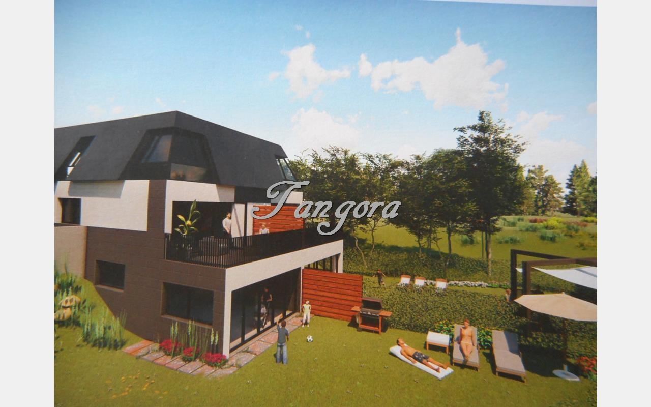 Precioso chalet bifamiliar de próxima construcción en Kurtzes, Berango.