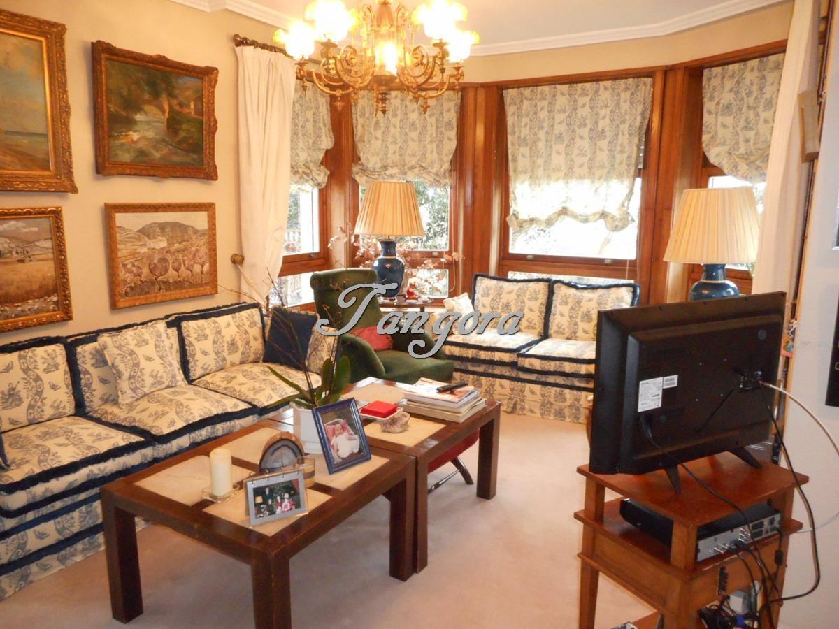 Maravilloso piso en  casa señorial de Algorta.