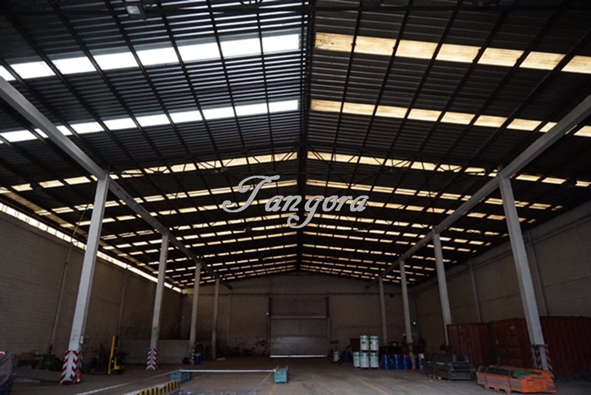 En venta pabellón industrial en la Ribera de Erandio.