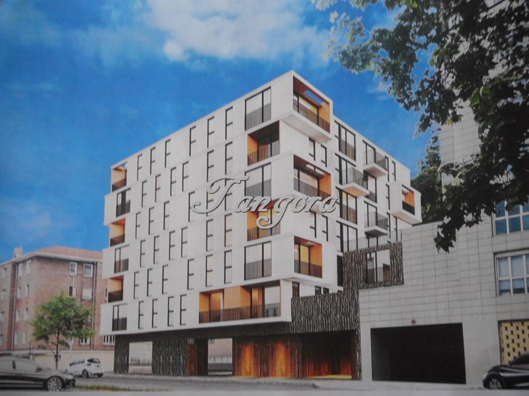 Precioso piso de dos habitaciones de nueva construcción en Leioa-Romo.