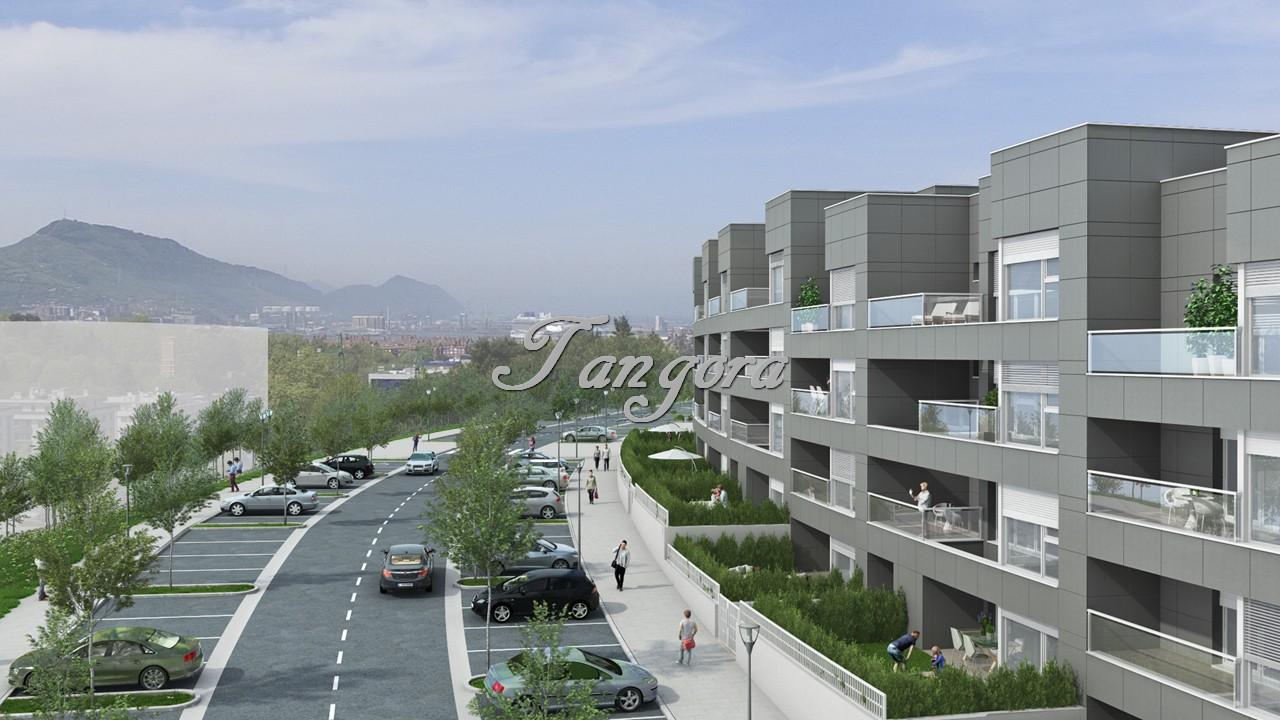 Precioso piso de tres dormitorios en la nueva zona de Leioandi, Leioa. Precios directos del promotor.