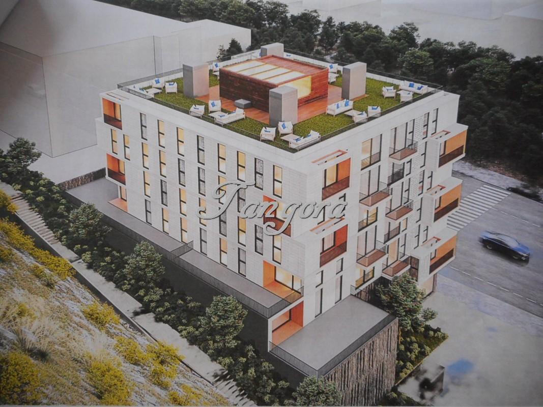 Precioso piso con gran terraza de 36 m² de nueva construcción en Leioa-Romo.