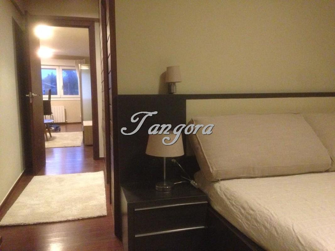 Exquisito piso de dos habitaciones en Sopelana.