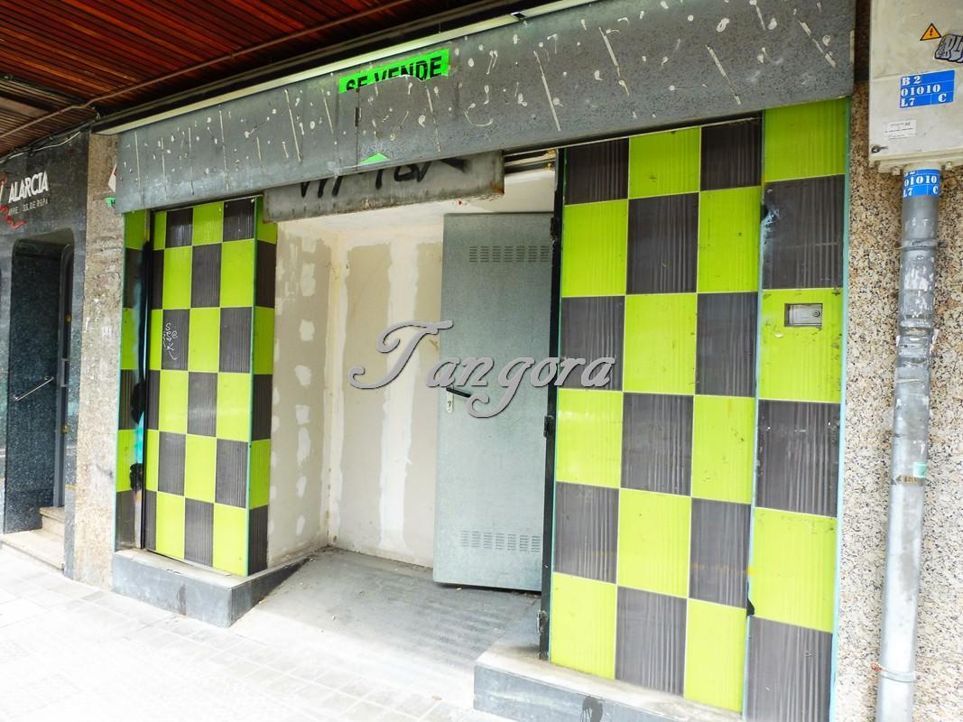 Bonito local de 30 m² en el centro de Algorta.