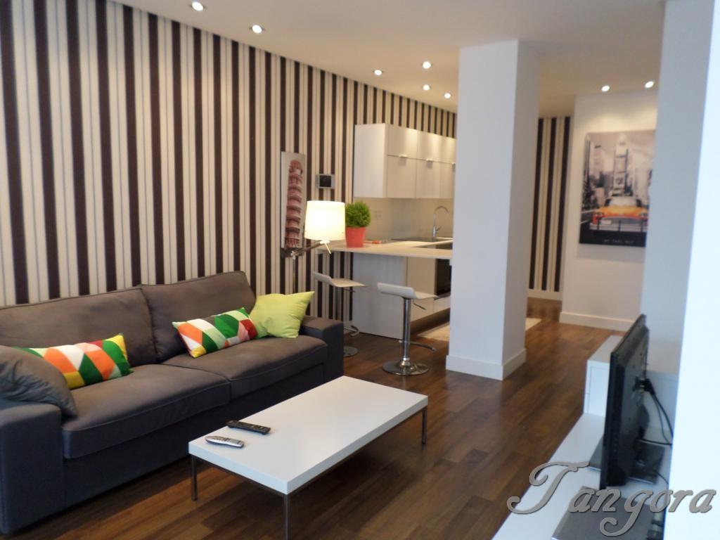 Precioso apartamento amueblado en el centro de Algorta.