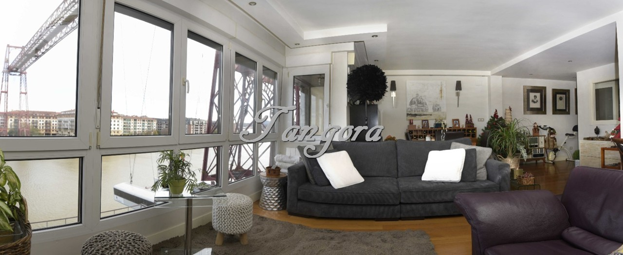 Maravilloso piso en Portugalete con impresionantes vistas