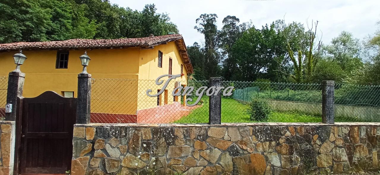 Casa con gran terreno y muchas posibilidades en Mungia.